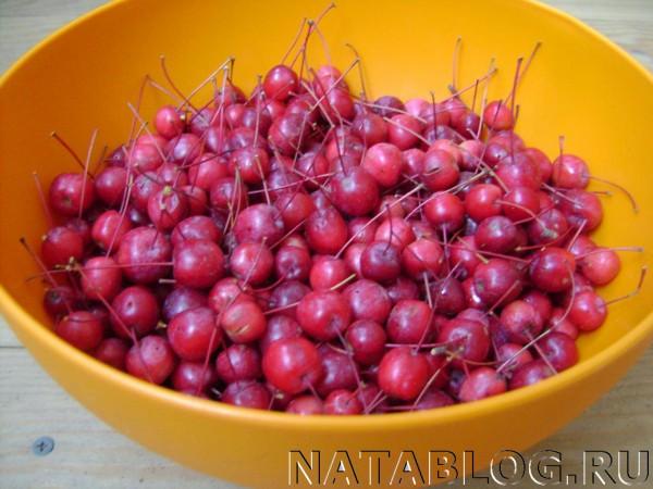 Яблоки для варенья