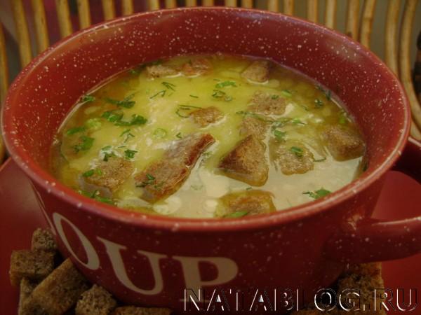 Презентация горохового супа