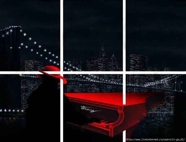 Красный рояль