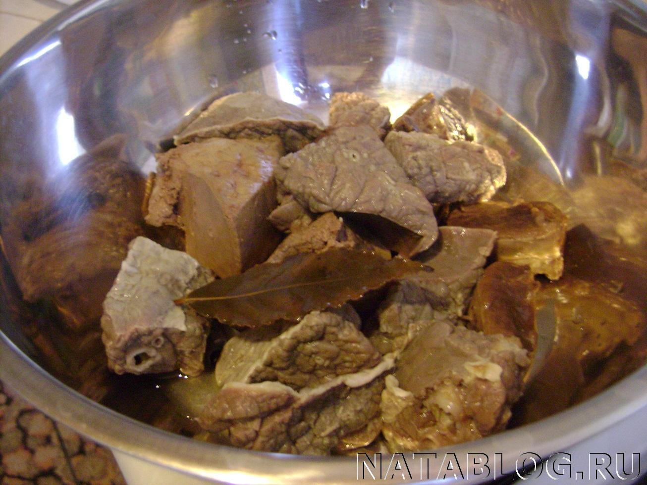 Жареные пирожки с ливером рецепт с фото Волшебная Eда. ру 29