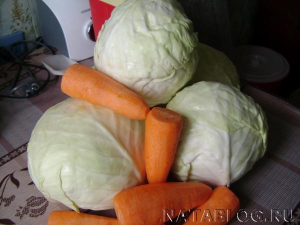 Овощи для заквашивания