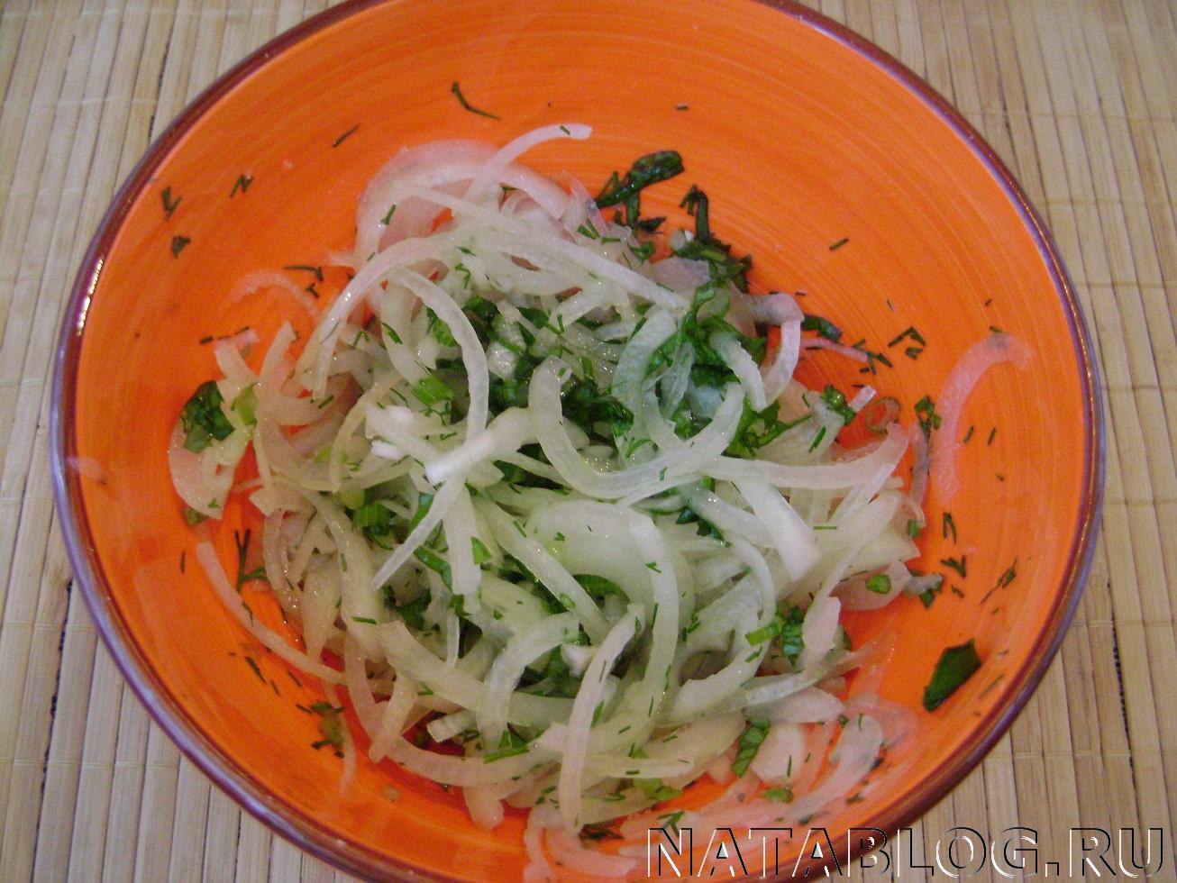 Замариновать лук в уксусе для шашлыка рецепт пошагово в