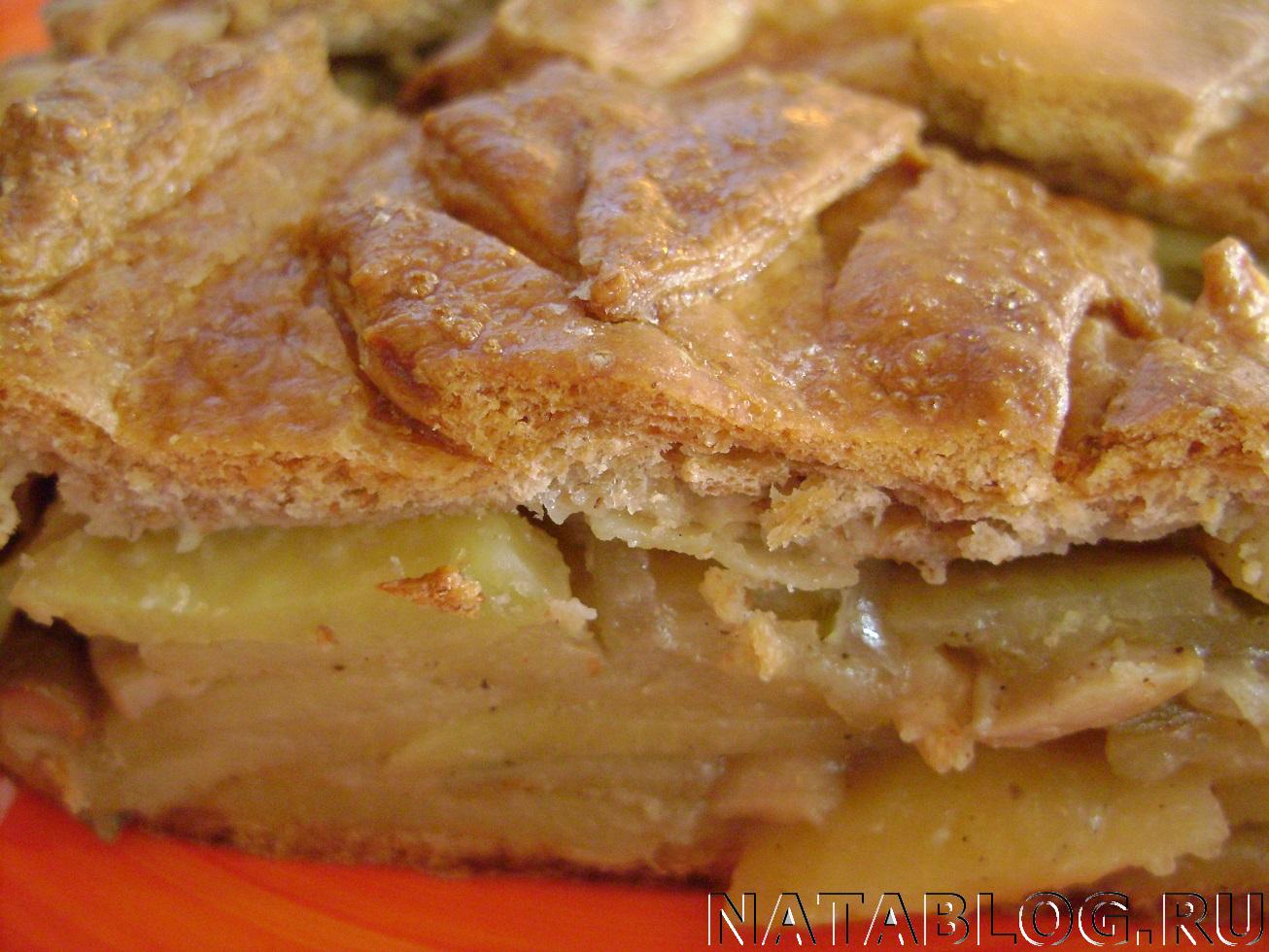 Рецепт пирога с мясом и грибами пошагово
